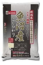 【精米】お米の横綱 魚沼産コシヒカリ 5kg (国産) 平成28年産