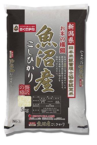 お米の横綱 新潟県魚沼産コシヒカリ 5Kg