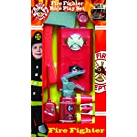 Dress Up America 657 Fire Fighter Role Play Kit by Dress Up America