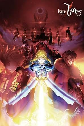 Fate/Zero もふもふビッグタオル キービジュアル柄