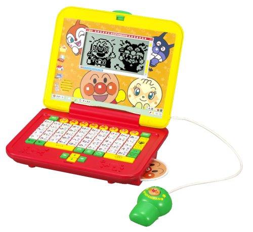 アンパンマン はじめてのパソコンだいすき
