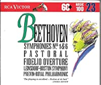 Symphonies 1 & 6: Pastoral