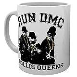 RUN DMC ランディーエムシー - Hollis Queens/マグカップ 【公式/オフィシャル】