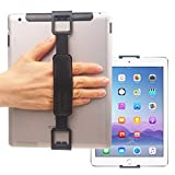 WiLLBee CLIPON 2 WIDE 7~11インチ (黒) タブレット ハンド バンド ホルダー リング iPad Pro 10.5 9.7 iPad Air mini アイ パッド エアー ミニ Xperia Tablet エクスペリア Galaxy Tab S3 S2 A E Pro Book 10.6 LG G Pad 4 3 2 Surface 3