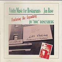 Violin Music for Restaurants