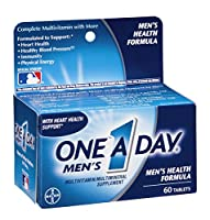 One A Day Men's Health Formula Multivitamin/Multmineral Supplement 60 ct by One-A-Day