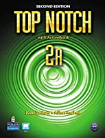Top Notch (2E) Level 2 Split Edition A with Active Book CD-ROM  (Student Book + Workbook)