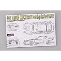 Toyota Celica WRC 1993 Toyotaエッチングパーツタミヤ1 / 24 hd02 – 0252
