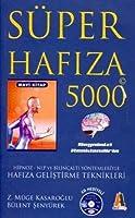 Super Hafiza 5000 - E-CD Hediyeli (Mavi Kitap)