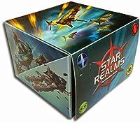 [レジオンサプライ]Legion Supplies Star Realms: FLIP Box, Includes MERCENARY GARRISON Promo Card Holds an entire Set! STR981 [並行輸入品]