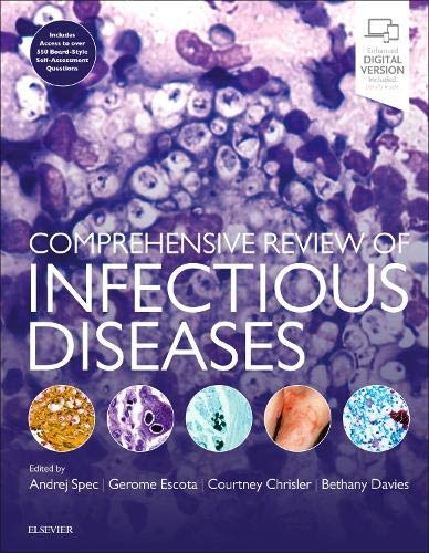 Download Comprehensive Review of Infectious Diseases, 1e 0323568661