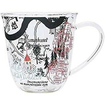 ムーミン カルタ マグカップ φ8.5×9cm MM-G12-002