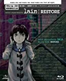 serial experiments lain Blu-ray BOX|RESTORE (初回限定生産)