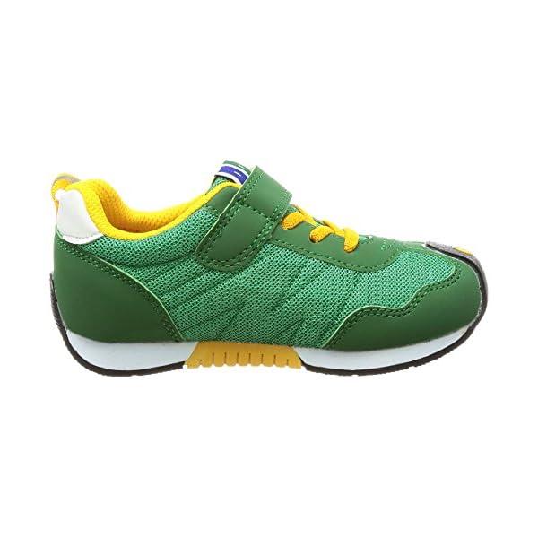[イフミー] 運動靴 30-7705 グリーン...の紹介画像6