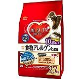ビューティープロ ビューティープロ ドッグ 食物アレルゲンに配慮 10歳以上 国産米と魚 2.7kg