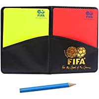 Soccer Referee Wallet with Red Card and Yellow Card by Binglinghua