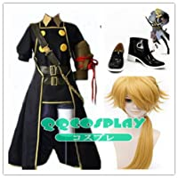 コスプレ衣装+ ウイッグ+靴 刀剣乱舞 獅子王 cosplay