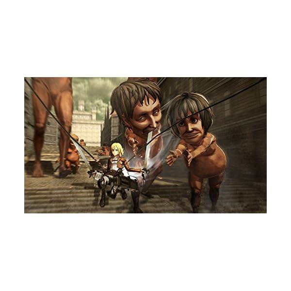 Attack on Titan (輸入版:北米...の紹介画像5