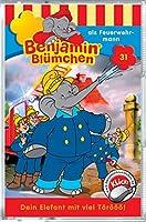 Benjamin Blümchen - Folge 31: als Feuerwehrmann [Musikkassette] [Musikkassette]