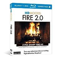 Hd Moods: Fire 2.0 [Blu-ray] [Import]
