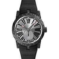 [ロジェ・デュブイ] ROGER DUBUIS 腕時計 エクスカリバー42 オートマティック カーボン RDDBEX0509 自動巻き メンズ 新品 [並行輸入品]