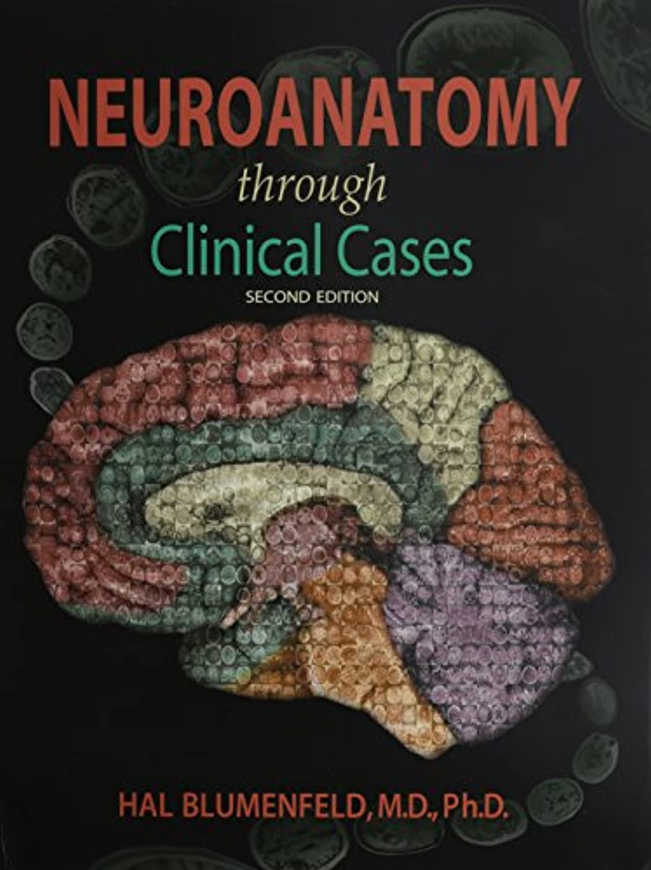 不倫アート弾力性のあるNeuroanatomy Through Clinical Cases