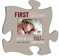 now we have everything 4x6 photo frame inspirational puzzle piece