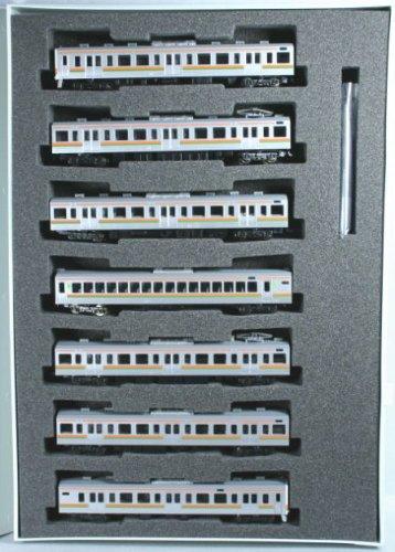 Nゲージ車両 211 0系近郊電車 (東海道線) 基本セットA  92739