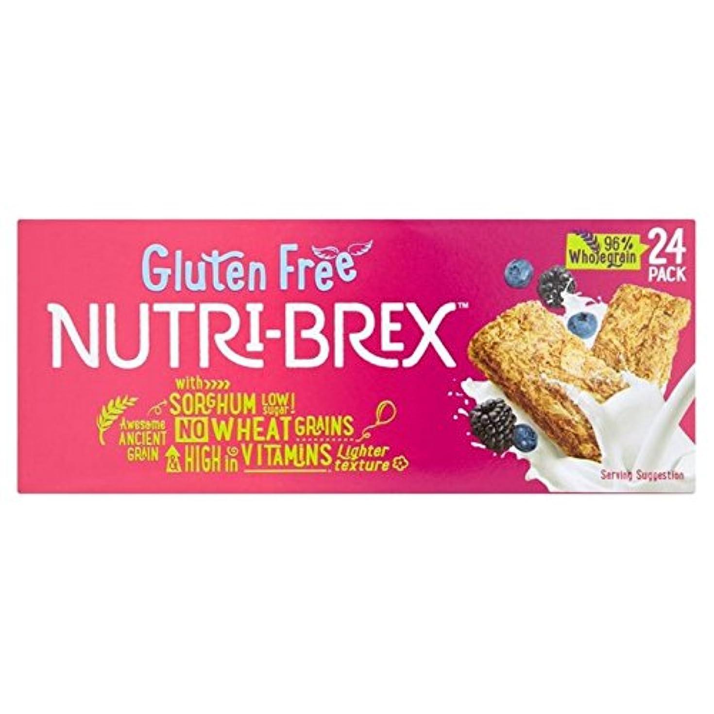 力巻き戻すタンザニア(Weetabix) Nutribrexグルテンフリーの穀物375グラム (x6) - Nutribrex Gluten Free Cereal 375g (Pack of 6) [並行輸入品]