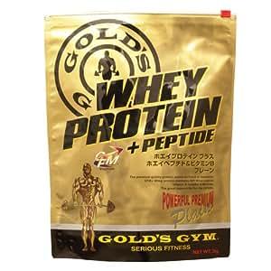 ゴールドジム ホエイプロテイン プレーン  2kg