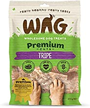 Tripe 200g, Grain Free Hypoallergenic Natural Australian Made Dog Treat Chew, Perfect for All Sizes & Breeds