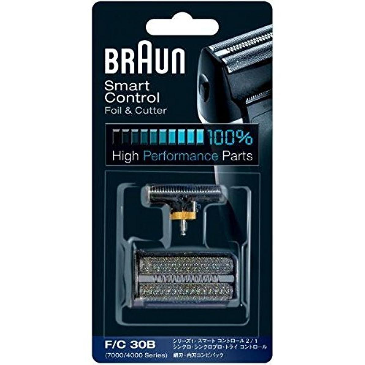 小数現実的同等のBRAUN(ブラウン) シェーバー 替刃(網刃+内刃セット) F/C30B