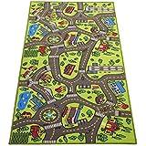 [エンジェル]Angels Extra Large 79 x 40! Kids Carpet Rug Great For Playing With Cars Play, Learn And Have Fun Safely [並行輸入品]