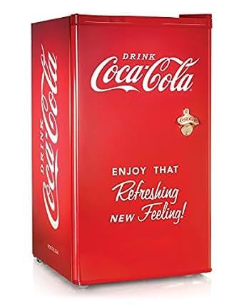 コカ・コーラ コンパクト冷蔵庫 - Coca-Cola Compact Refrigerator - 【並行輸入品】