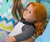 Our Generation Ella Grace 18-Inch Doll with Strawberry Blonde Hair and Darling Outfit by Our Generation