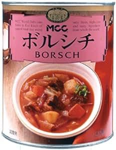 MCC(エム・シーシー) ボルシチ 2号缶(840g)