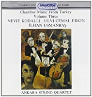 Chamber Music from Turkey: Volume Three