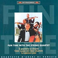 Fun Time With String Quartet by VARIOUS ARTISTS (1997-06-15)