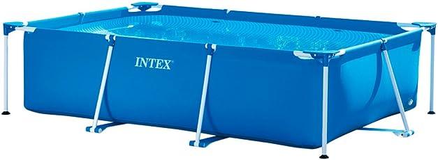INTEX(インテックス) レクタングラフレームプール 300×200×75cm 28272