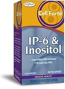 セルフォルテ・IP-6&イノシトール 240ベジカプセル (海外直送品)