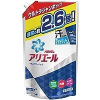 洗濯洗剤 液体 抗菌 アリエール 詰め替え 約2.6倍分(1.9kg)