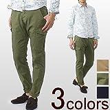 QUERCIA MEN'S CARGO PANTS クエルチア メンズ カーゴパンツ MSL12S542 (3color) ソリード画像①