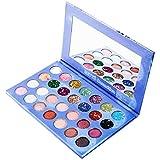 28色シマーマットアイシャドウアイシャドウパレットプロ化粧品メイクアップツール