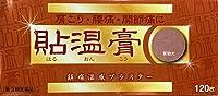 【第3類医薬品】貼温膏 PB 120枚