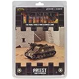 Gale Force 9 Tanks American Priest Tank Expansion Board Games [並行輸入品]