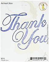 Cheery Lynn Designs B213 Thank You Die Cut [並行輸入品]