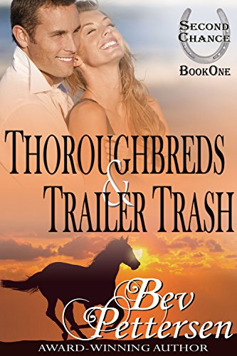 THOROUGHBREDS AND TRAILER TRAS...