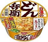 どん兵衛 かき揚げ天ぷらうどん 97g ×12食