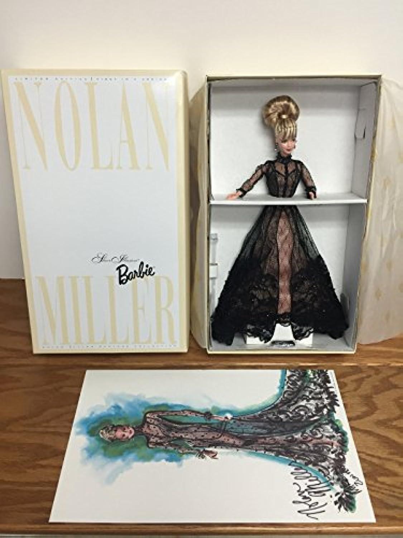 Nolan Miller Sheer Illusion Barbie doll - porcelain - limited edition