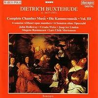 Buxtehude:Chamber Music 3